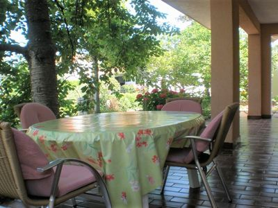 Photo for Apartment Cherry with spacious terrace & Wi-Fi
