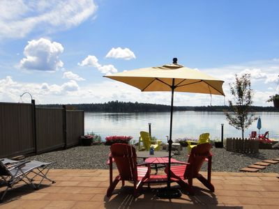 Luxury Suite  - Private courtyard and private personal dock...