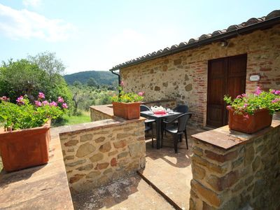 Photo for Apartment Fienile in Monte San Savino - 3 persons, 2 bedrooms