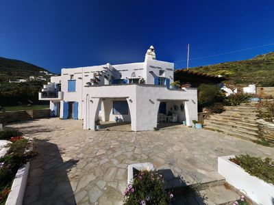 Photo for Tinos Island Villas Unlimited View