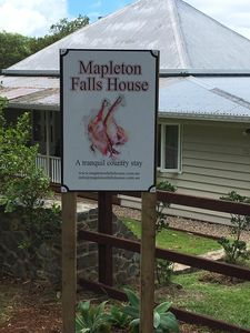 Photo for Mapleton Falls House & Farm Stay