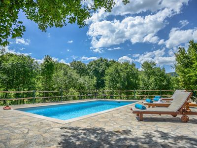 Photo for Traditional Villa Ognjistar with a Private Pool