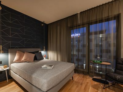 Photo for NEW OPENING / Frankfurt Airport / Design-Serviced-Apartment / XTRA SMART 23 qm