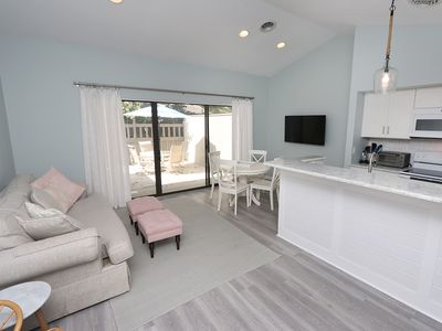 Photo for 4503W: Updated 1BR Sea Colony West condo! Walk to beach, pool, tennis ...
