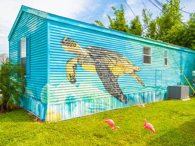 Photo for Sea Turtle- Full Sized living at our Tiny House park - Free WiFi