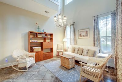 Bonus Living Space - You'll find plenty of space to hang out with 2 living areas on the 1st level.