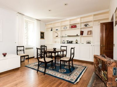 Photo for Lovely apartment for 6 guests with WIFI and TV