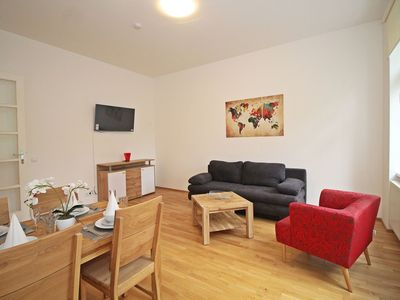 Photo for Beautiful apartment for 4 people with WIFI and TV