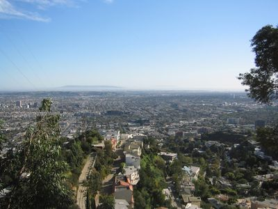 Photo for Elegant Architectural Home In The Hollywood Hills W city to Ocean Views