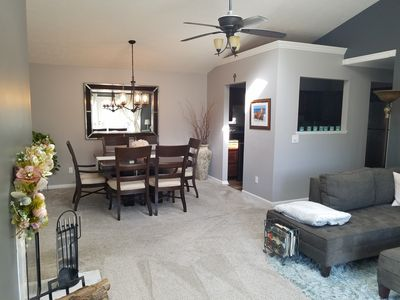 Photo for 2BR Condo Vacation Rental in Loveland, Ohio