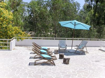 Photo for Beautiful apartment for 6 guests with private pool, WIFI, A/C, TV and parking