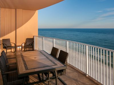 Photo for Beachfront Condo Large 3Bdr/3Ba, Great Views, Rates, Amenities