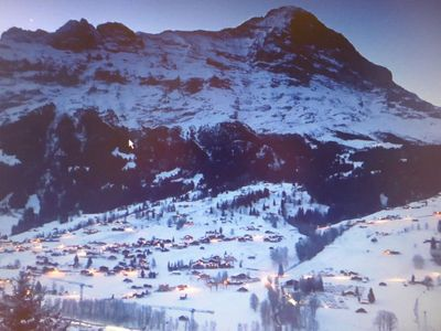 Photo for Apartment Chalet Ahorn in Grindelwald - 4 persons, 3 bedrooms