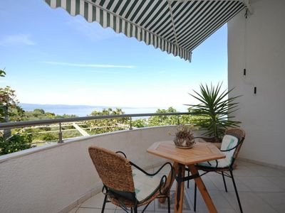 Photo for 2BR Apartment Vacation Rental in Riviera Omis, Riviera Omis