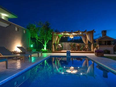 Photo for Vatia 2-Bedroom Sea View Villa with Private Pool