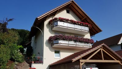 Photo for Apartment Talblick near Europa Park in the Black Forest