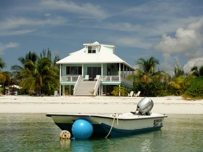 Photo for Luxury Oceanfront with HOT TUB - BOAT, kayaks, paddleboards included -PARADISE!