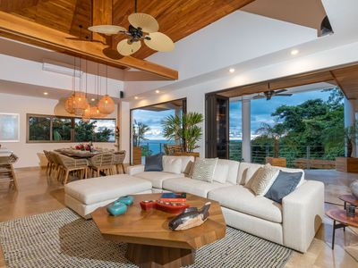 Photo for Casa Anjali! Luxury Oceanview Home! Chef Service Included!