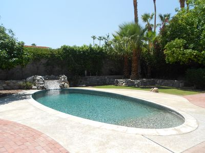 Photo for Charming Pool House located in Silver Spur Ranch Area of South Palm Desert