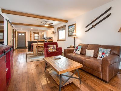 Photo for 2-Bed 2-Bath Downtown Frisco - Mountain View and Short Drive to Ski