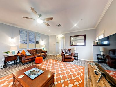Living Room - Your rental is professionally managed by TurnKey Vacation Rentals.