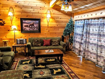 Photo for Family Friendly Unit Just Minutes Walk To Snow Summit Ski Resort.