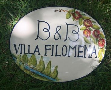 Photo for Villa Filomena is an oasis in the Paestum valley - Double