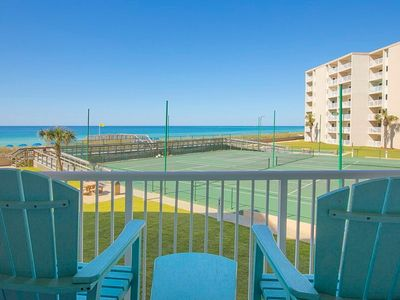 Holiday Surf Unit 218 Gulf Front Luxury