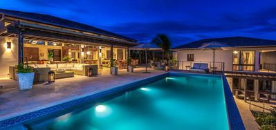 Photo for Villa Aquamarie at Kamique  - - Located in  Beautiful Little Harbour with Private Pool