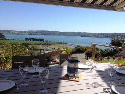Photo for 4BR House Vacation Rental in Hôpital-Camfrout, Bretagne