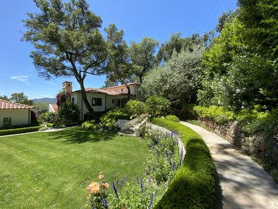 Photo for Idyllic Summer Retreat with View