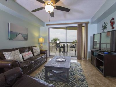 Photo for HOT DEALS! | Gulf Front | Private balcony | Liquid Life