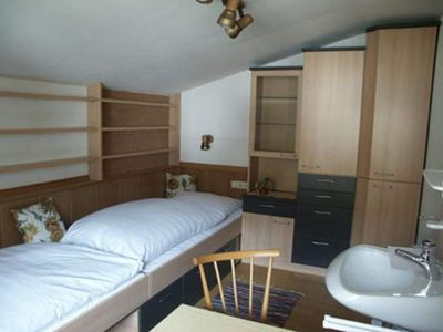 Photo for Double room with fl. Water - Bed and Breakfast Stubachblick