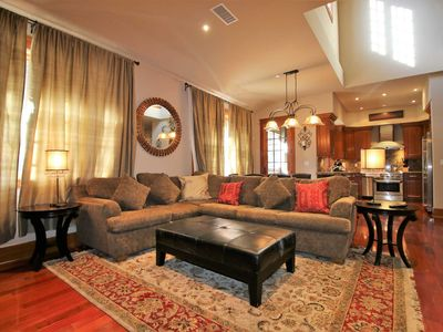 Photo for Magnolia Lodge at The Village, Unit #1: 3 bedroom/ 3.5 bathroom Luxury Townhome