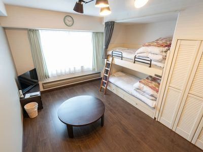 Photo for 1BR Apartment Vacation Rental in 湯沢町, 新潟県