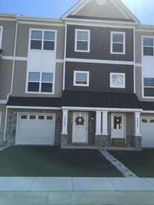 Front of Townhome Rental
