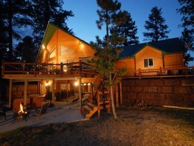 5 Bedroom Cabin with Amazing Views Paved Roads