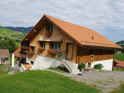 Photo for Apartment Stein SG for 2 - 5 people with 2 bedrooms - Apartment in farmhouse