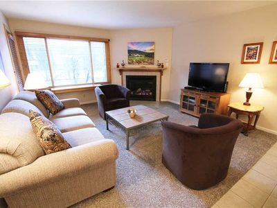 Photo for Snow Flower Condo #10, 2 bedroom 2 bath, sleeps 6, SKI-IN/SKI-OUT to Park City Mountain Resort