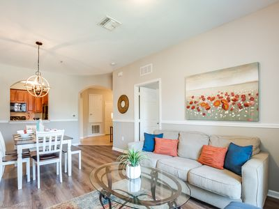 Photo for Spacious 3-bedroom condo with exquisite furnishings.