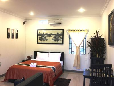 Photo for Central Siem Reap, Cozy New Studio