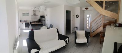 Photo for Beachfront duplex rental