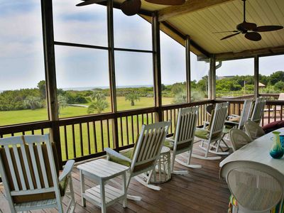 **OCEANFRONT **SEASIDE SERENITY** NICE, CLASSIC BEACH HOME!! GREAT, SPACIOUS LAYOUT W/GAME ROOM!