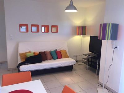 Photo for 1BR Apartment Vacation Rental in NICE
