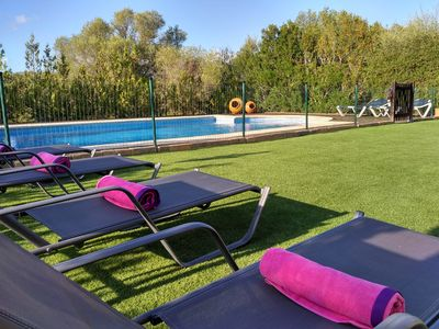 Photo for Ideal family home in the countryside. Pool with barrier for children. ET / 4010. Artá.