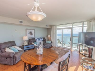Photo for Oceanfront Penthouse~Luxury 2 Bedroom 2 Bathroom with Incredible Views!