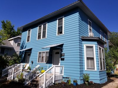 Photo for Mountain Charm right downtown- 2 BDR/ 1 BA Apt w/ FULL KITCHEN- Sleeps 6