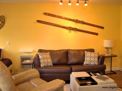 Photo for Cool and Breezy Beech Mtn Resort Condo at The Pinnacle Inn