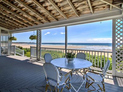 Photo for Kennebunk Cottage w/ Private Beach & Ocean Views!