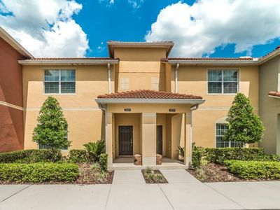 Photo for This Luxury 5 Star Townhome is located minutes from Disney World on Paradise Palms Resort, Orlando House 1193